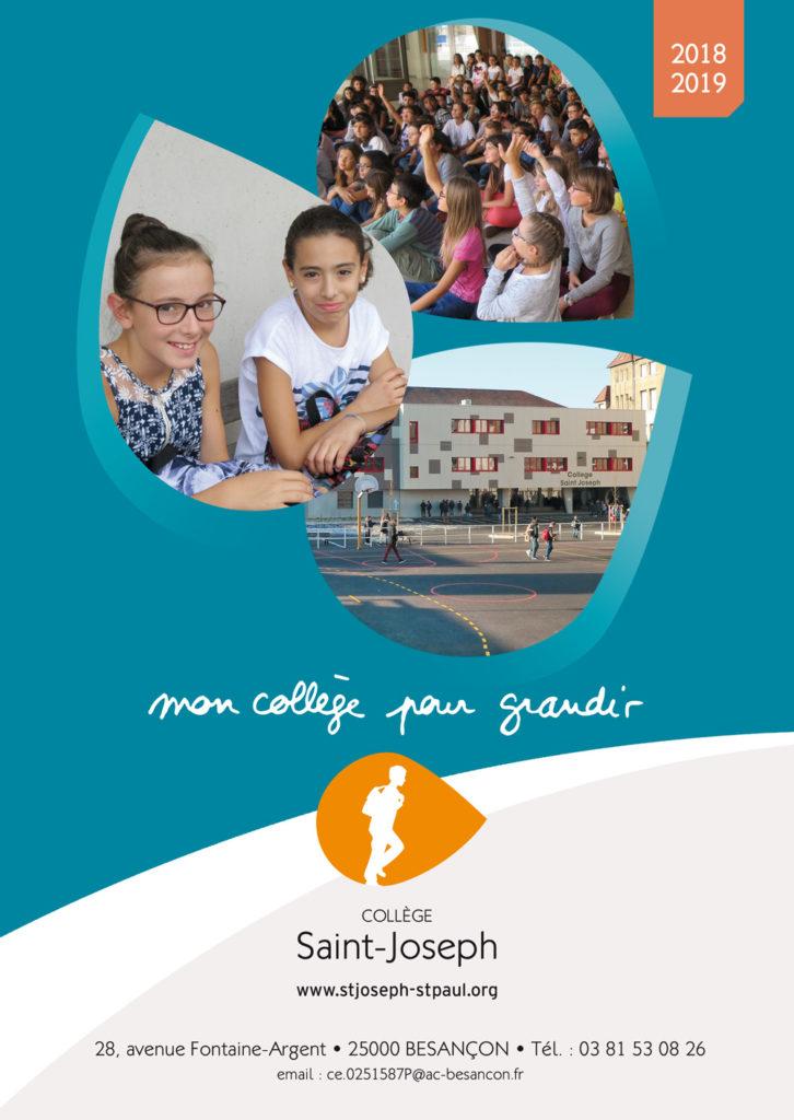 Plaquette collège Besançon
