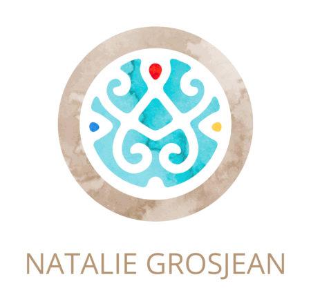Création logo Natalie Grosjean - Pleine conscience