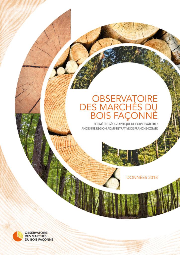 Mise en page brochure-Observatoire-chambre-agriculture-Fibois, bourgogne Franche-comté