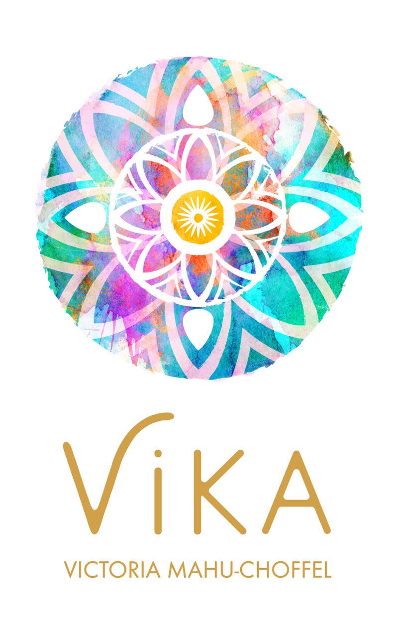 Création identité visuelle Vika Mahu