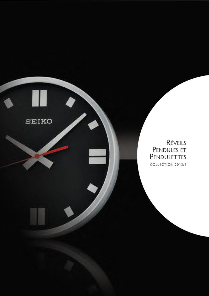 SEIKO-CLOCKS-Catalogue